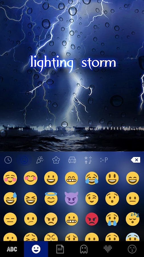 Lighting-Storm-Kika-Keyboard 10