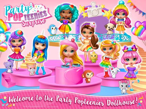Party Popteenies Surprise - Rainbow Pop Fiesta 1.0.97 screenshots 13