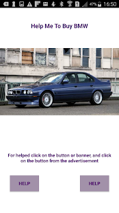 Help Me To Buy BMW - náhled