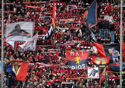 Le foot génois en galère : le Genoa licencie son entraîneur