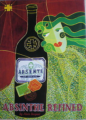 Logo for Absente Absinte Refined 110 Proof