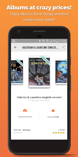 Izneo, Read Manga, Comics & BD 8.0 screenshots 2