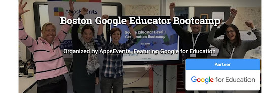 Boston, MA Google Educator Bootcamp