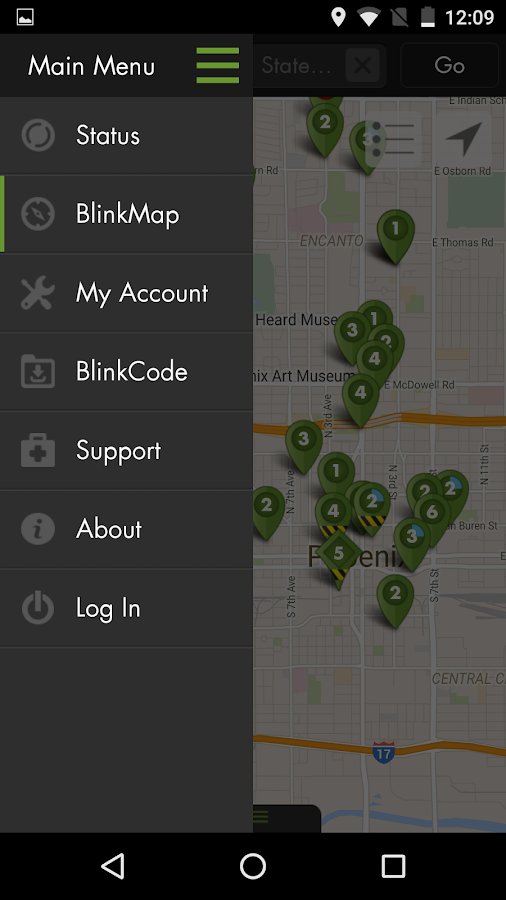 Blink Mobile- screenshot