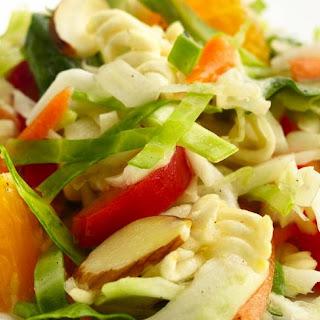Skinny Crunchy Asian Salad.