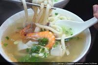 蔡家廣東粥海鮮麵
