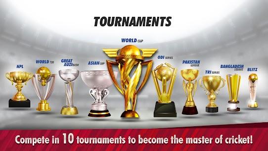 WCC3 MOD APK v1 World Cricket Championship 3 3
