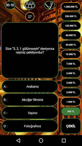 Genel Ku00fcltu00fcr Bilgi Yaru0131u015fmasu0131 2018 1.0 screenshots 2