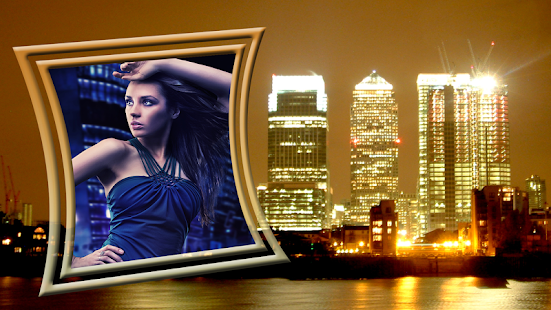 Download Night City Photo Frames For PC Windows and Mac apk screenshot 6