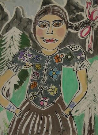 2013 Výtvarné práce Cindruškárov