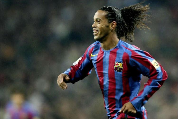 🎥 14 jaar geleden kreeg Ronaldinho staande ovatie van het Real-publiek