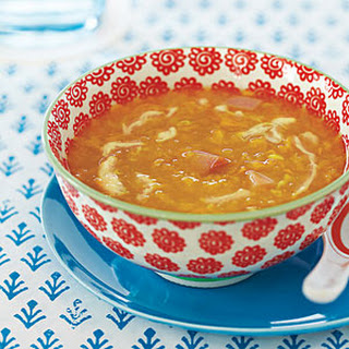 Chinese Corn-and-Egg Soup