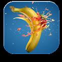 Fruit Collision Live Wallpaper icon