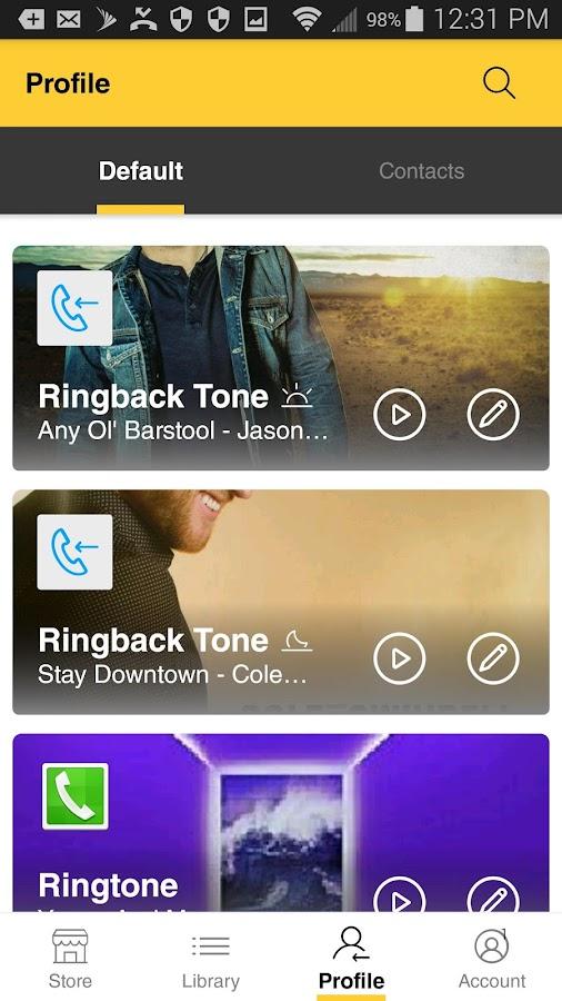 Sprint Music Plus Aplikacje Na Androida W Google Play