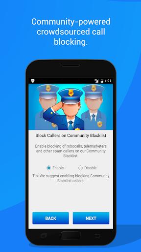 Call Control - #1 Call Blocker. Block Spam Calls! 2.19.2 screenshots 8
