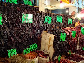 Photo: Mercado Merced - chiles