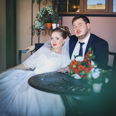 Wedding photographer Nikolay Popov (NIKPOPOV). Photo of 10.03.2017