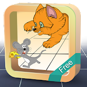 Cats & Mouse: Smove Chase Game