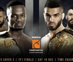 EFC 66 Pena vs Sayed 2, TF1 Finale : Time Square South Africa