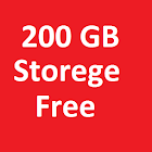 1000Gb Free Storage Cloud Prank icon