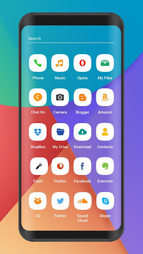 Icon Pack For Xiaomi Mi A2 Lite Launcher and theme 1.0 screenshots 2