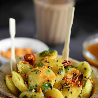 Healthy Vegetable Idli Recipes