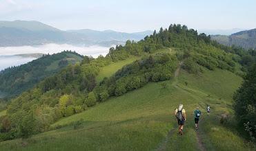 Photo: Ezen a kényelmes részen nagyjából együtt haladt a teljes magyar mezőny