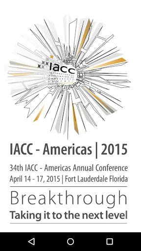 IACC Event App