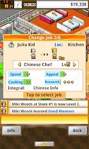 Cafeteria Nipponica Mod Apk (Unlimited money) 3