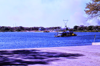 Photo: Zambezi river
