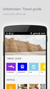 Uzbekistan: Travel guide - náhled