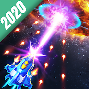 Space Justice: Galaxy Shooter. Shoot 'em up