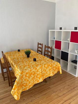 Location appartement meublé 2 pièces 68 m2