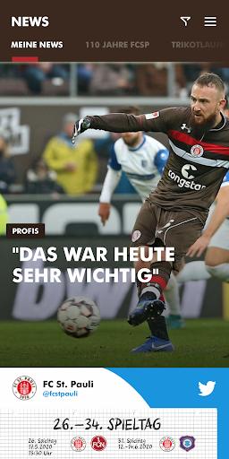 FC St. Pauli screenshot 1