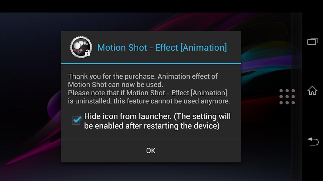 Motion Shot-Effect [Animation]