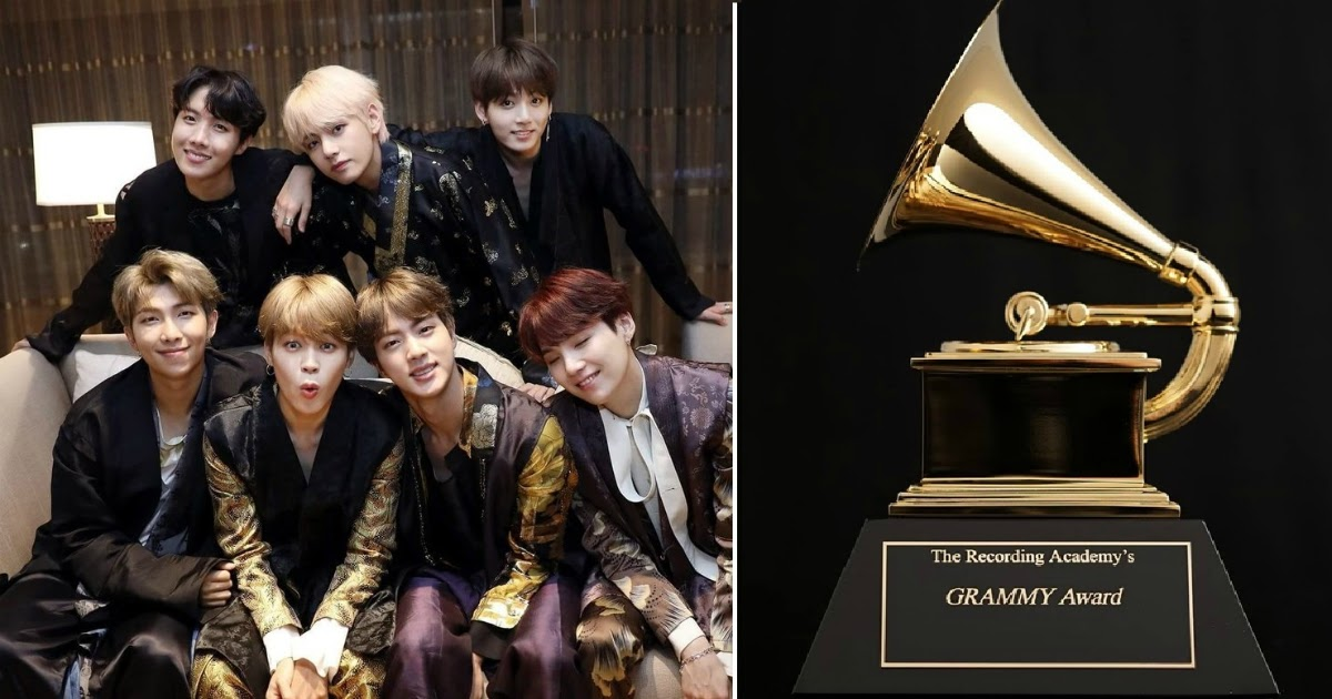 Here Are Bts Entries For The 2019 Grammy Awards Koreaboo