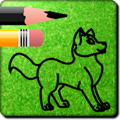 Draw and Coloring for Kids