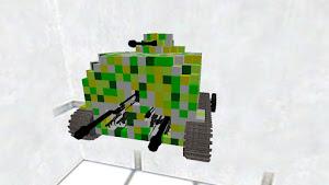 真SG-K1式 戦車
