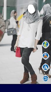 College Girls Hijab - náhled