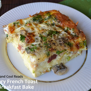 Savory French Toast Breakfast Bake