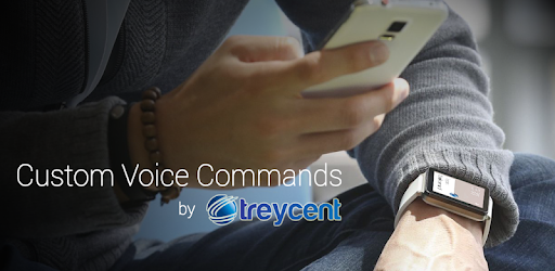 Custom Voice Commands app (apk) free download for Android/PC/Windows screenshot