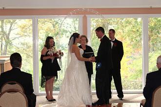 Photo: Wedding Ceremony Officiant - Club at Keowee Key - Salem, SC - Lake Keowee - http://WeddingWoman.net