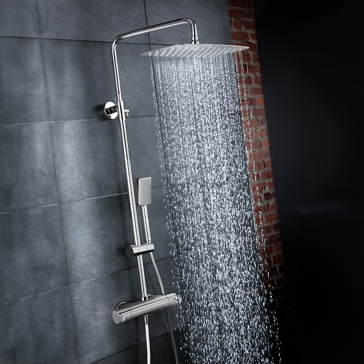 Shower_Shower-Set RS Softcube Thermostat mit SafeTouch-Funktion