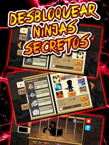 Leyenda Ninja:  Tormenta de batalla 1.0.1 screenshots 7