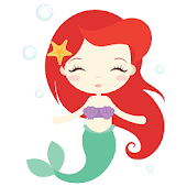 Cute Little mermaid Wallpapers