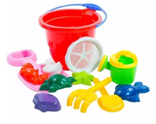 acessórios para brincar com areia cinética