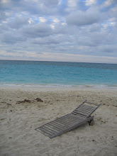 Photo: Yoga Retreat, Bahamas - chair on beach