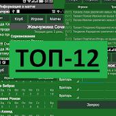 """Футбольный Менеджер """"Топ-12"""""""