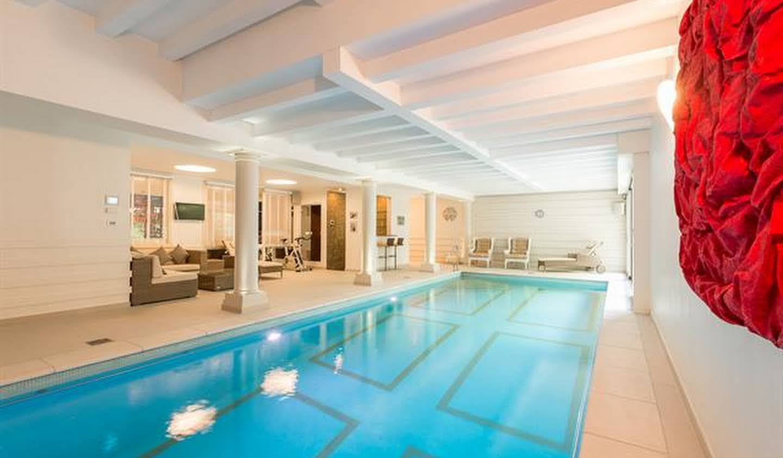 Appartement avec piscine Uccle