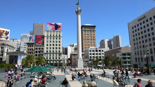 Photo Union Square